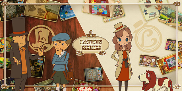 Professor Layton Series