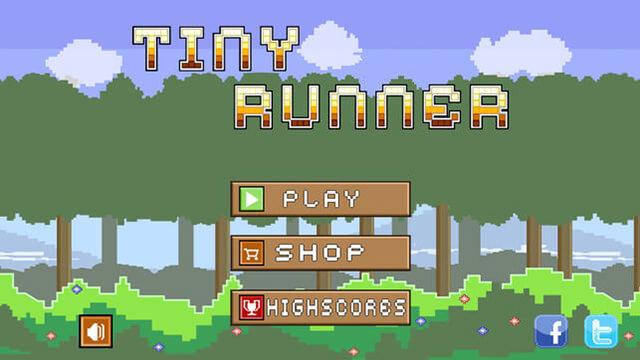 Tiny-Runner