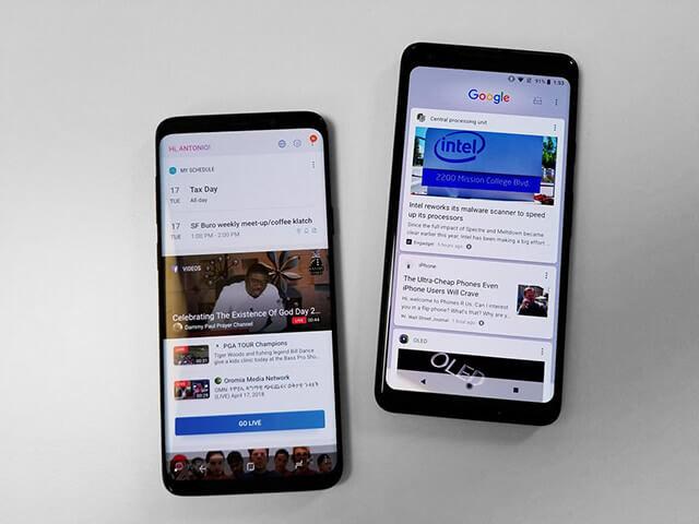 pixel 2 vs s9
